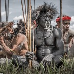 لأول مرة يمكنك أن تشاهد قبائل دانى فى إندونيسيا
