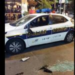 اشتباكات الشرطة الإسرائلية مع إثيوبيين