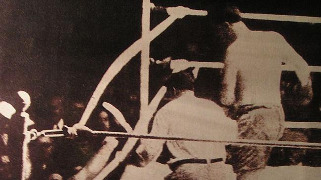 صراع جاك ديمبسي ولويس أنخل فيربو