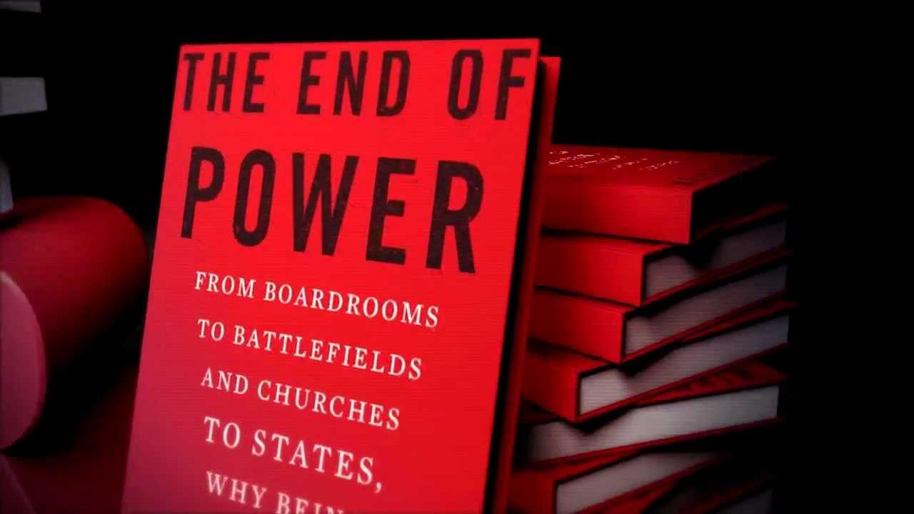 'The End of Power' by MoisésNaím