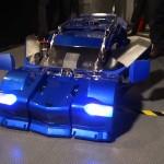 الروبوت السيارة