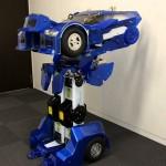 الروبوت السيارة 8