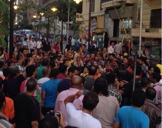 صور-مايا-دياب-بإطلالة-كليوباترا-وتسبب-زحمة-في-شوارع-القاهرة-1263678