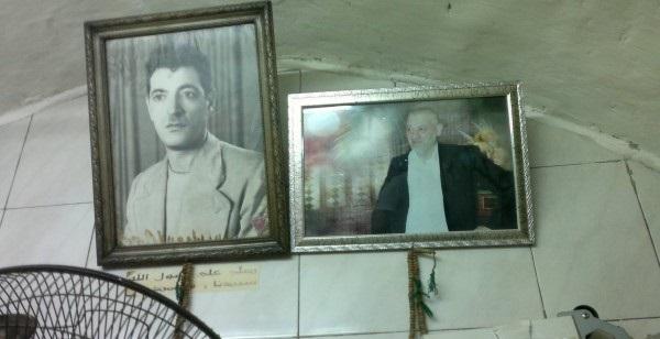 صور أصحاب أشهر محل قطايف بنابلس