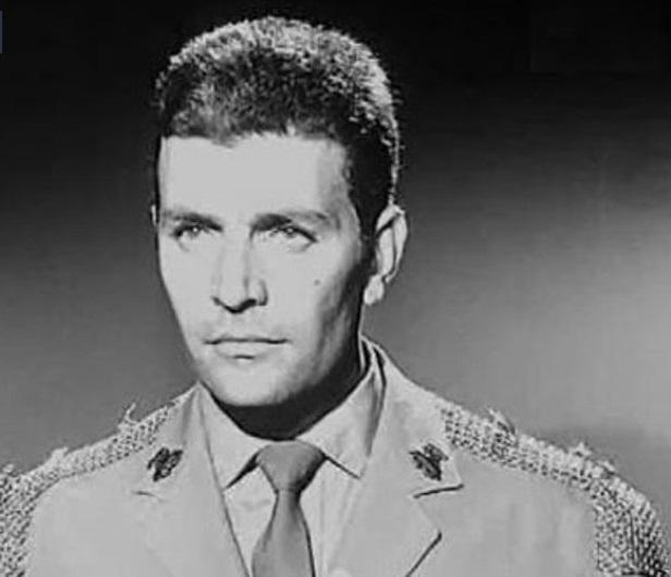 يهاب نافع أثناء تخرجه من الكلية الجوية عام 1955