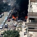 انفجار النائب العام