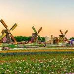 أكبر حديقة زهور فى العالم