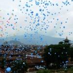 بالونات نيبال