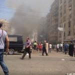 انفجار مصر الجديدة
