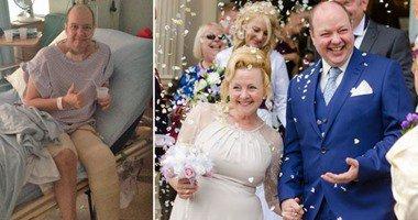 تزوج بعد الموت
