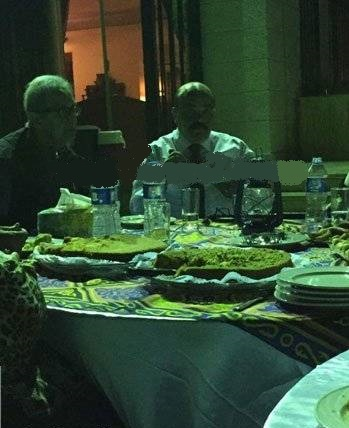 مائدة نور الشريف