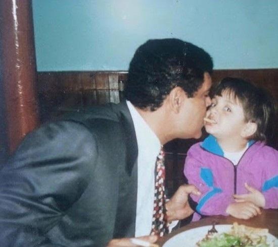 ابنة-سامي-العدل-تنشر-صور-لابنها-ووالدها-للمرة-الأولى-1280244