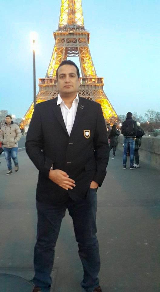 احمد سعيد امام برج ايفل