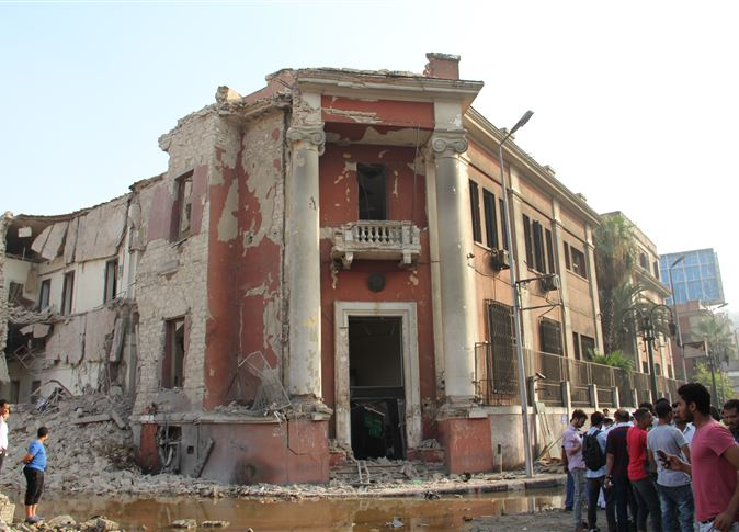 تفجير القنصلية الايطالية