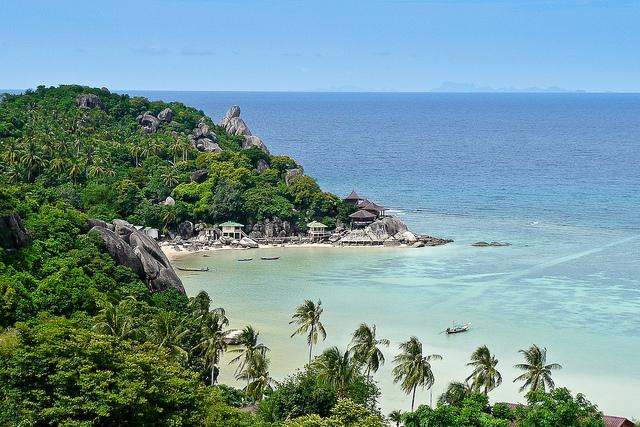 جزيرة كو تاو