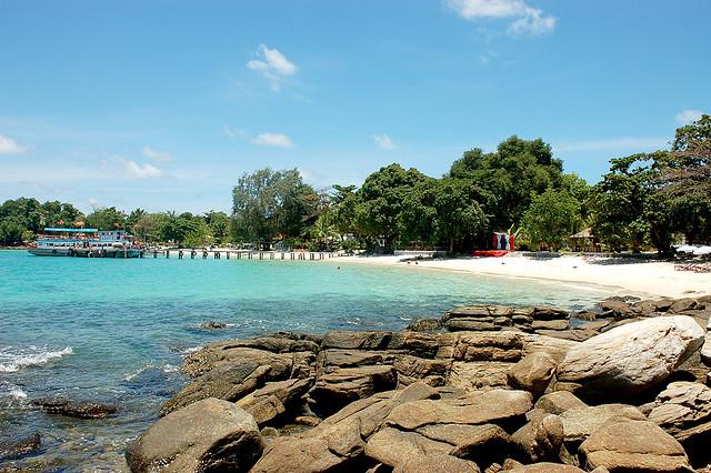 جزيرة كو ساميت