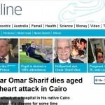 صور-نبأ-وفاة-عمر-الشريف-يتصدر-مواقع-الصحافة-العالمية-وداعاً-لورانس-العرب-ودكتور-زيفاجو-1275656