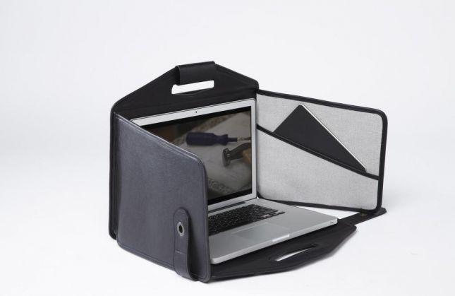 مكتب حقيبة