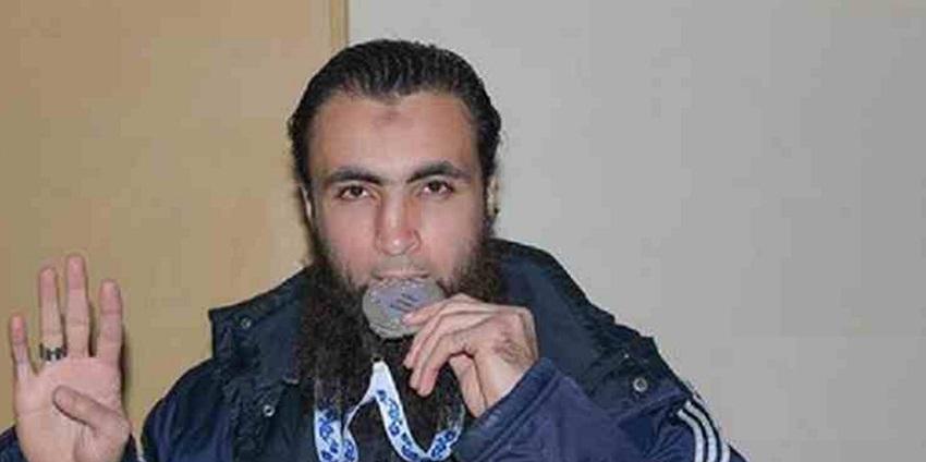 هشام عبد الحميد يرفع علامة رابعة