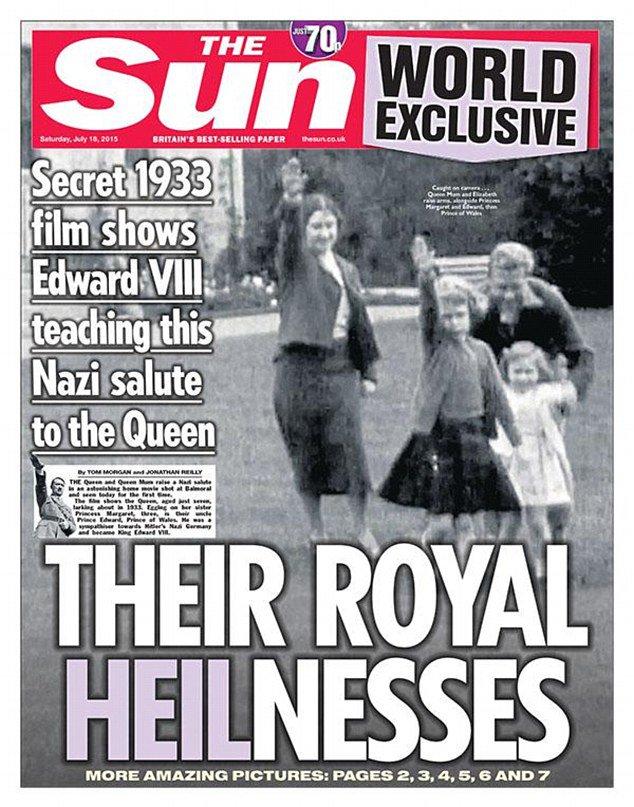 سلام الملكة إليزابيث