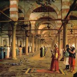 400px-Public_Prayer_in_the_Mosque_of_Amr_Cairo