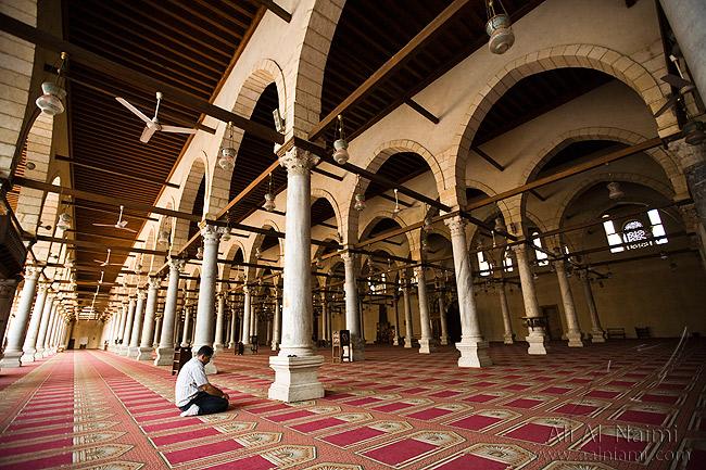نتيجة بحث الصور عن جامع عمرو بن العاص