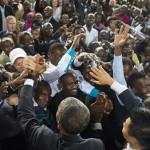 أوباما  فى كينيا