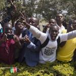 زيارة أوباما فى كينيا