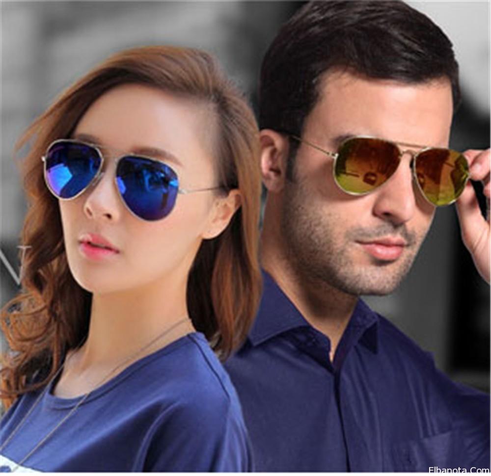 النظارات الشمسية