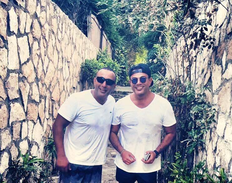 احمد السقا و عمرو دياب