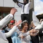 زفاف سليم مهاجر