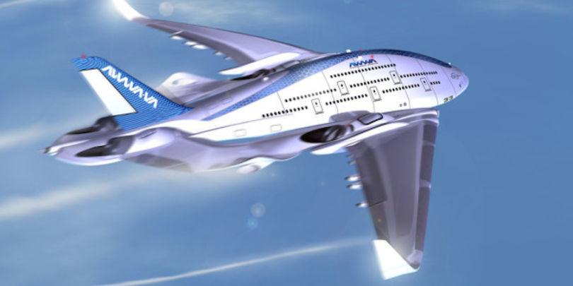 الطائرة النفاثة