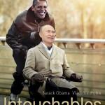 اوباما وبوتين وميركل نجوم افلام هوليوود