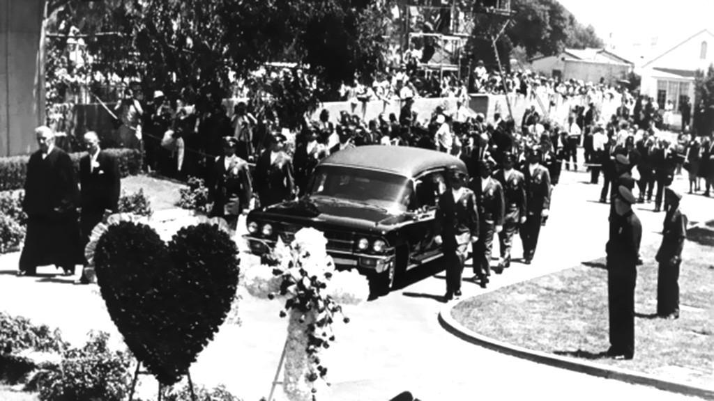 جنازة مارلين