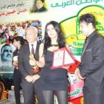 حفل تكريم بورسعيد