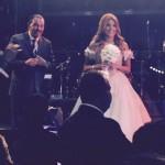 زفاف امل بوشوشة