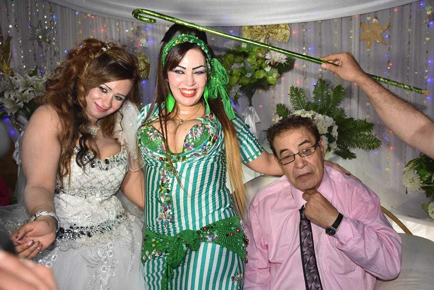 زفاف سعيد طرابيك