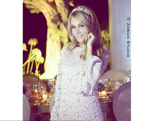 صور-داليدا-عياش-تحتفل-بعيد-ميلاد-زوجها-رامي-وتختار-الدانتيل-لإطلالاتها-1296510