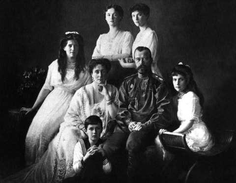 لعنة عائلة رومانوف