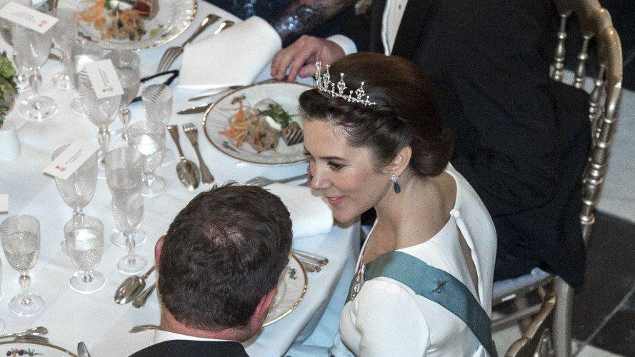 الملكة هارى ملكة الدانمارك