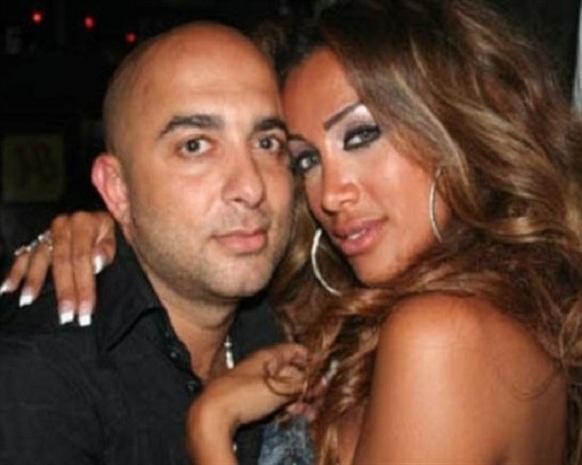 مايا دياب وزوجها