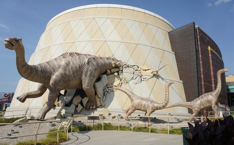 متحف الديناصورات