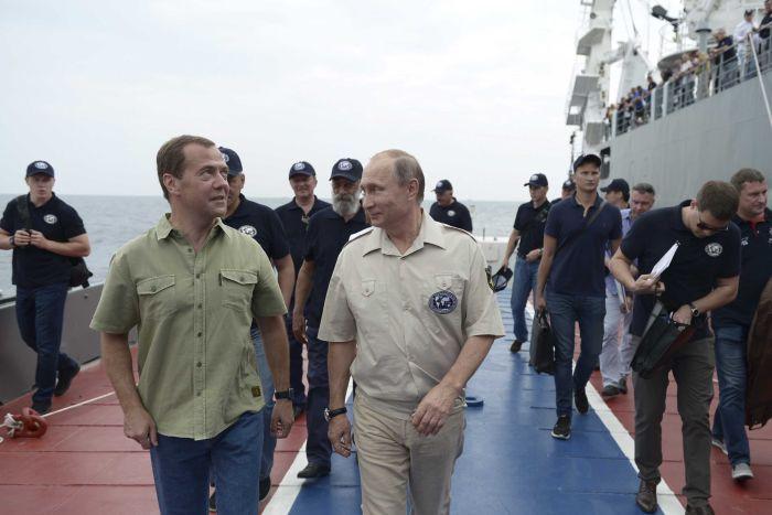 مغامرة بوتين