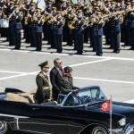 احتفالات تركيا بالذكرى 93 لعيد النصر