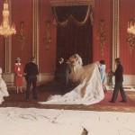 زفاف الأميرة ديانا