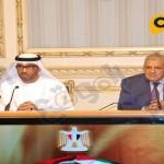 مصر تتسلم مشروعات الإمارات