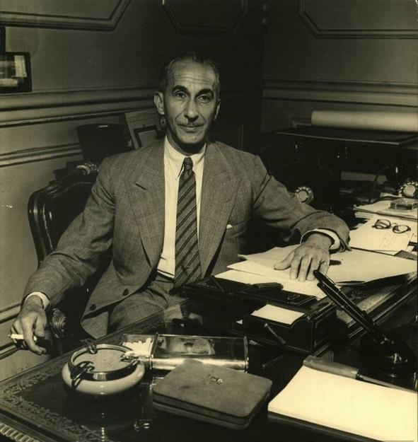 احمد حسنين باشا