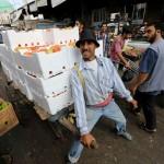 اسواق دمشق عشية عيد الاضحى