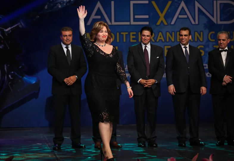 افتتاح مهرجان الاسكندرية السينمائى