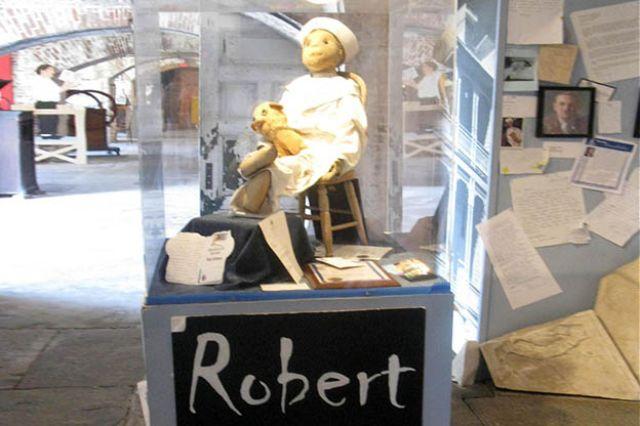الدمية روبرت 2